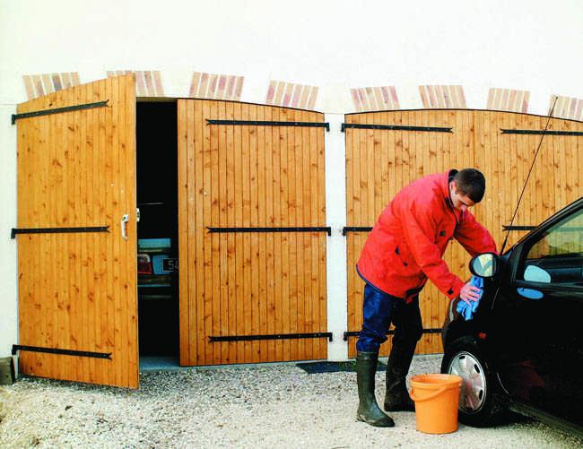 Portes De Garage En Pvc, Bois, Aluminium Ou Acier - France Fermetures